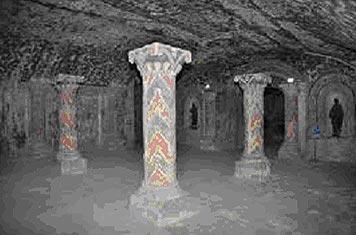 Crypte de la Basilique Notre Dame