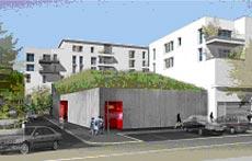 construction d 39 un quipement culturel de 60 logements parkings et commerces boulogne sur mer 62. Black Bedroom Furniture Sets. Home Design Ideas