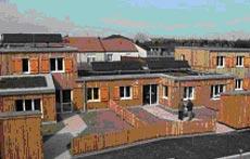 Logements eco-construction